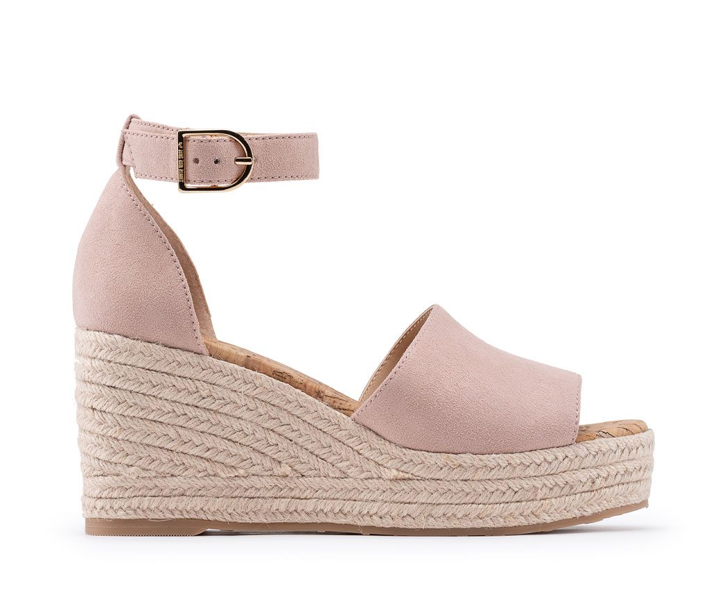 CIBELE Vegan Sandals | Blush