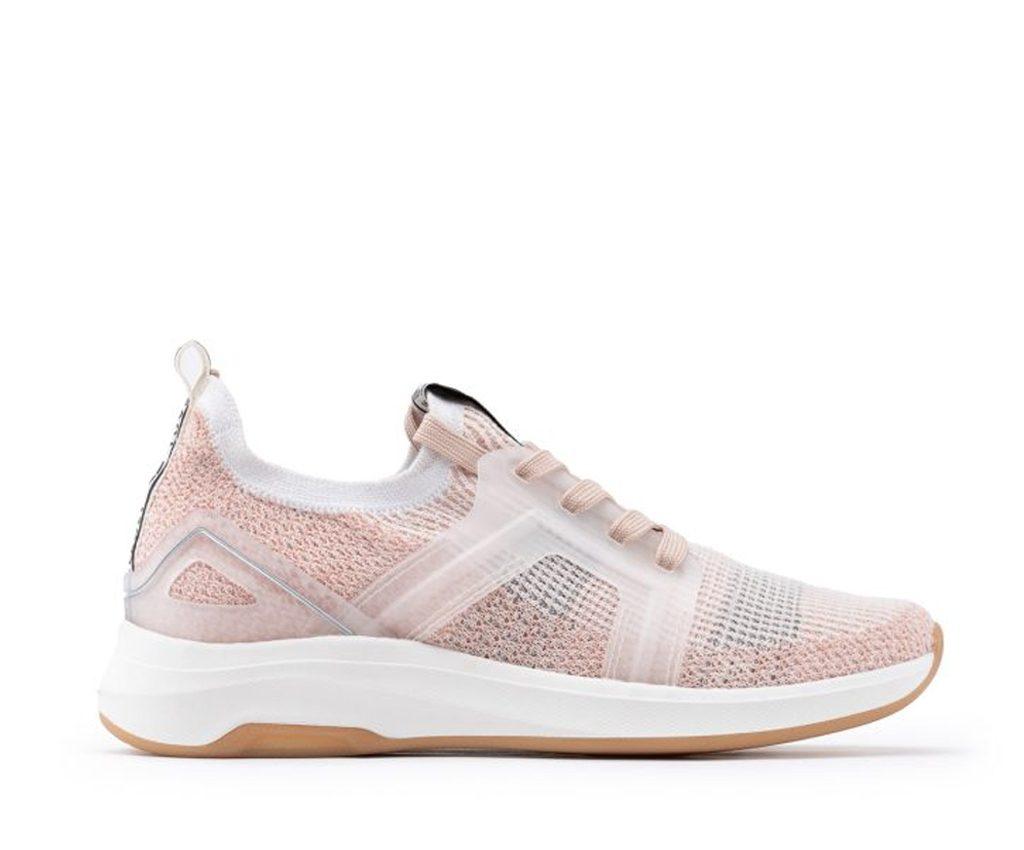 SELENE Vegan Sneakers | Blush