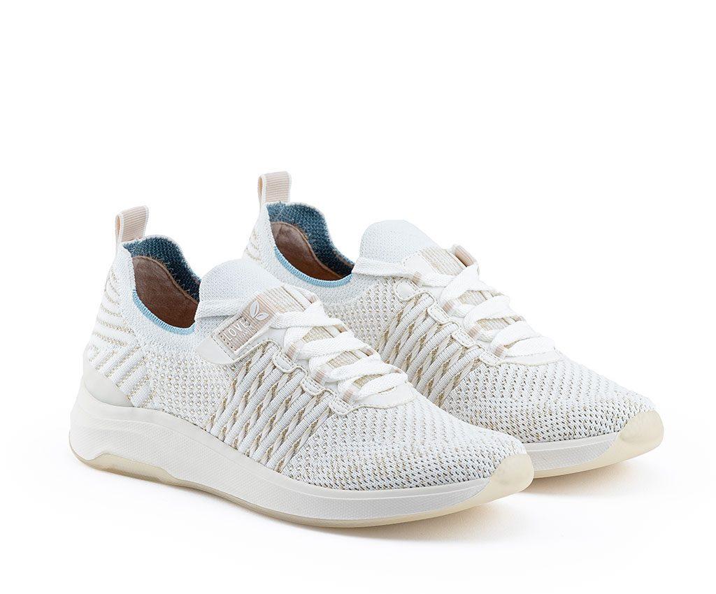 WANGARI Vegan Sneakers | White